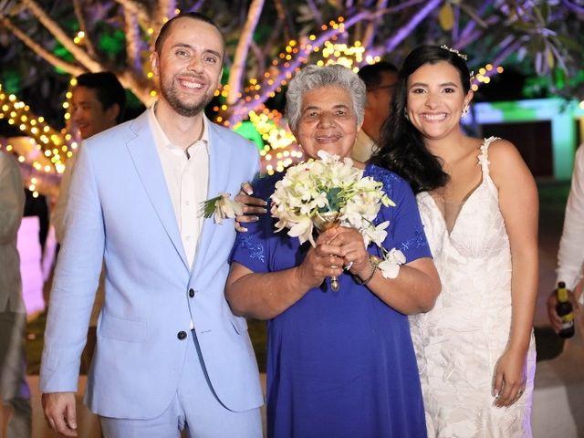 El matrimonio de Christian  y Lorena  en Santa Marta, Magdalena 19