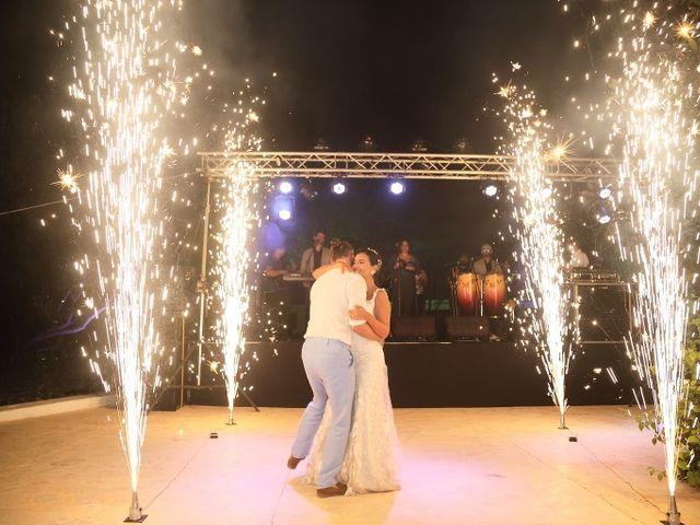 El matrimonio de Christian  y Lorena  en Santa Marta, Magdalena 20