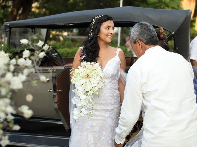 El matrimonio de Christian  y Lorena  en Santa Marta, Magdalena 32