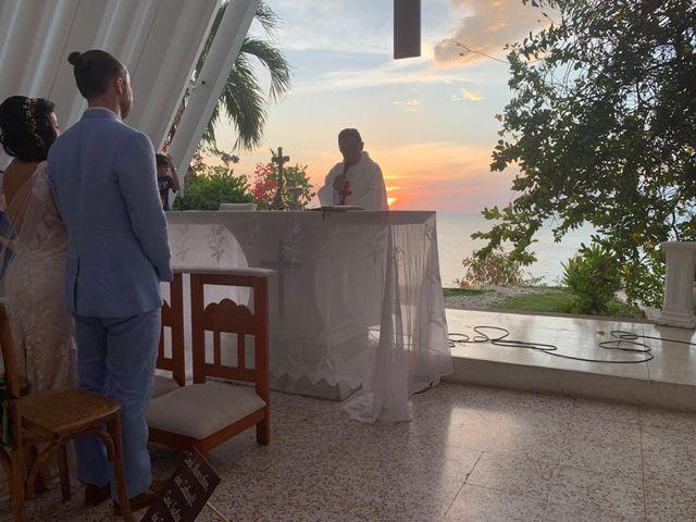 El matrimonio de Christian  y Lorena  en Santa Marta, Magdalena 40
