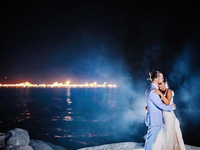 El matrimonio de Christian  y Lorena  en Santa Marta, Magdalena 41