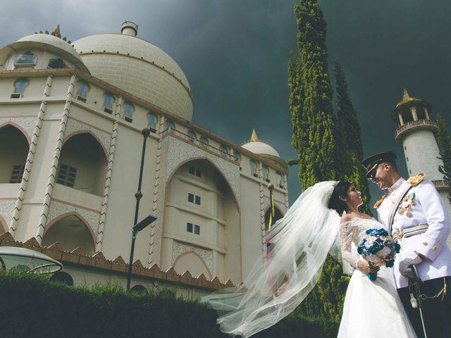 El matrimonio de Alicia y Jonathan