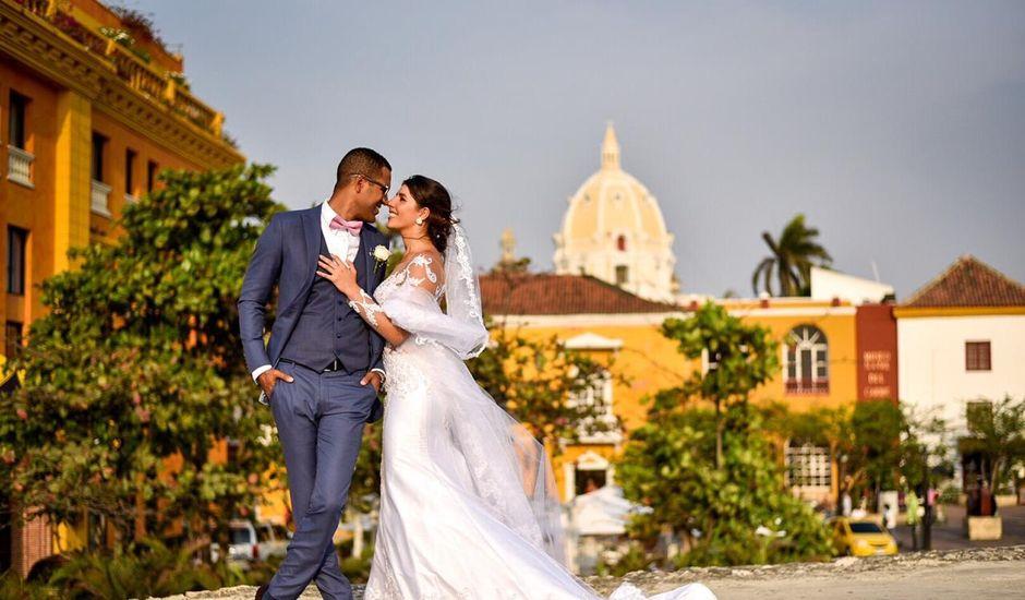 El matrimonio de Nelson y Daniela en Cartagena, Bolívar