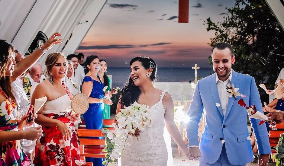 El matrimonio de Christian  y Lorena  en Santa Marta, Magdalena