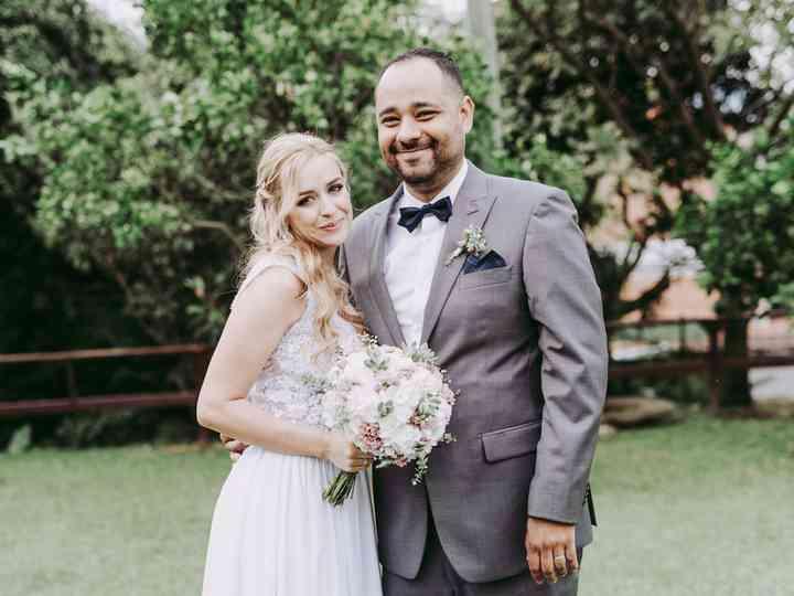 El matrimonio de Laura y Nelson