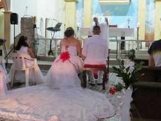 El matrimonio de Karol  y Esteban  3