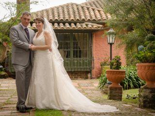 El matrimonio de Maria Lucia y Marlon