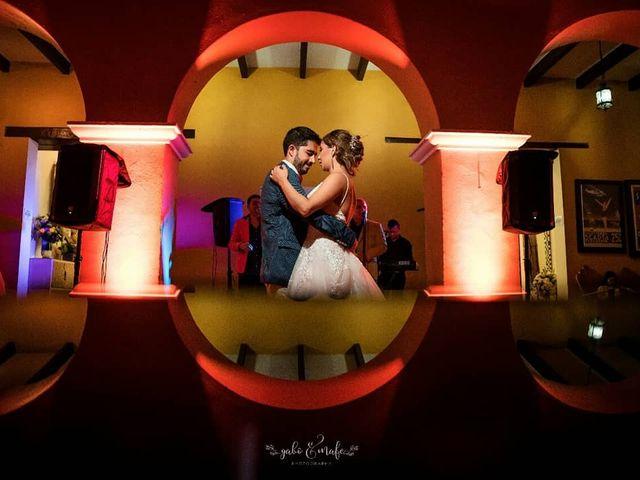 El matrimonio de Cathy y Camilo