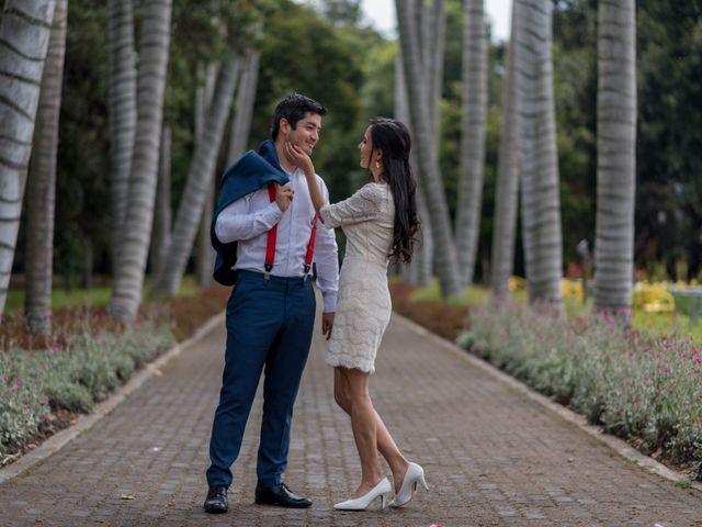 El matrimonio de Juan y Carolina en Tenjo, Cundinamarca 3