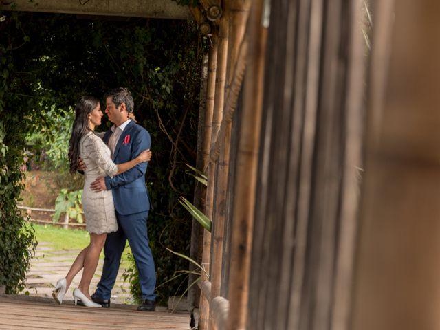El matrimonio de Juan y Carolina en Tenjo, Cundinamarca 9
