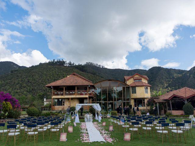 El matrimonio de Juan y Carolina en Tenjo, Cundinamarca 14