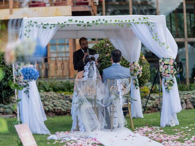 El matrimonio de Juan y Carolina en Tenjo, Cundinamarca 16