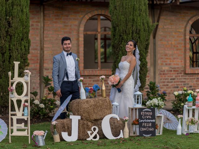 El matrimonio de Juan y Carolina en Tenjo, Cundinamarca 19