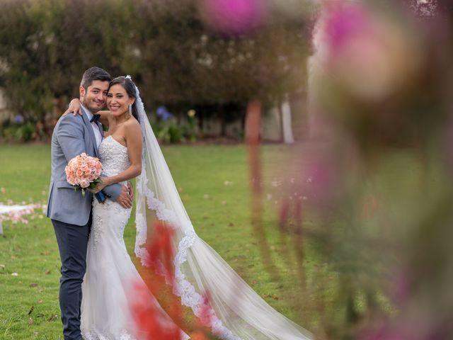 El matrimonio de Juan y Carolina en Tenjo, Cundinamarca 21
