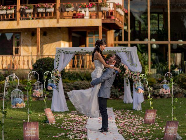 El matrimonio de Juan y Carolina en Tenjo, Cundinamarca 24