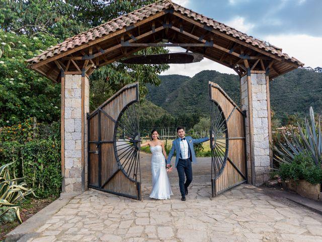 El matrimonio de Juan y Carolina en Tenjo, Cundinamarca 26