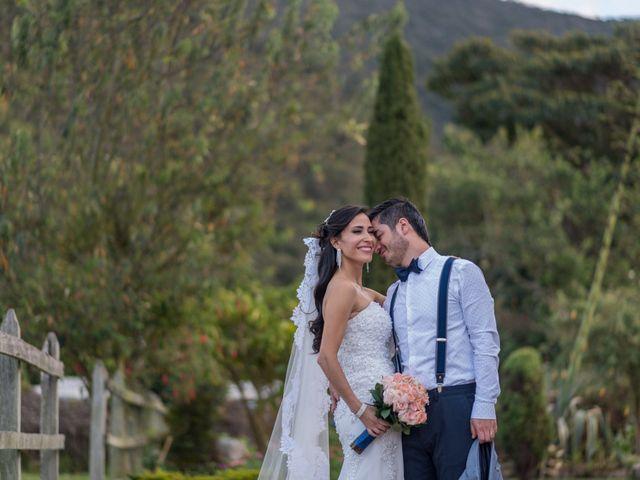 El matrimonio de Juan y Carolina en Tenjo, Cundinamarca 28