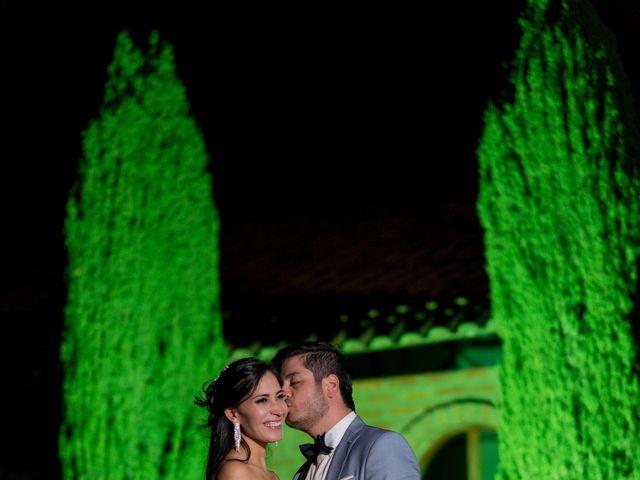El matrimonio de Juan y Carolina en Tenjo, Cundinamarca 33