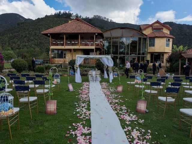 El matrimonio de Juan y Carolina en Tenjo, Cundinamarca 37