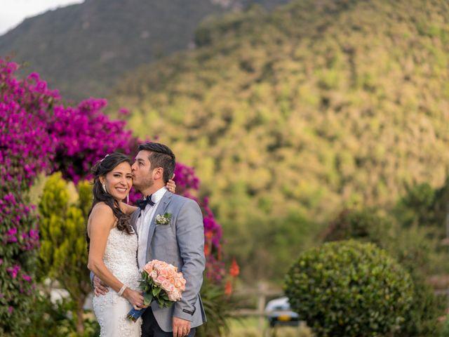 El matrimonio de Juan y Carolina en Tenjo, Cundinamarca 38