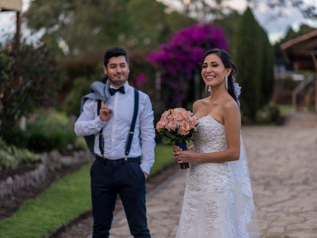 El matrimonio de Juan y Carolina en Tenjo, Cundinamarca 40