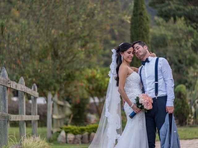 El matrimonio de Juan y Carolina en Tenjo, Cundinamarca 41