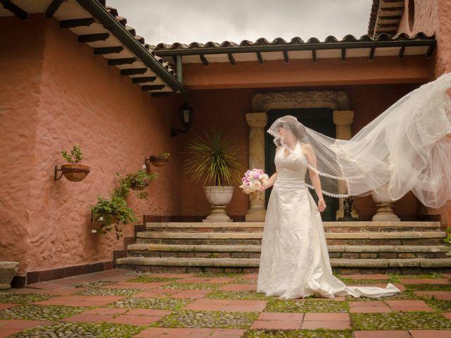 El matrimonio de Marlon   y Maria Lucia en Chía, Cundinamarca 4