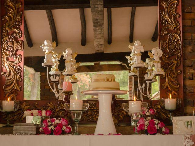 El matrimonio de Marlon   y Maria Lucia en Chía, Cundinamarca 8