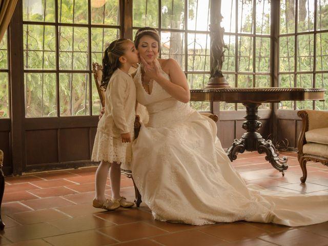 El matrimonio de Marlon   y Maria Lucia en Chía, Cundinamarca 13
