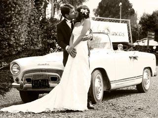 El matrimonio de Andrea y Jonathan 2