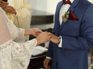 El matrimonio de Pedro y Sara 2