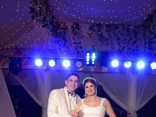 El matrimonio de Natalia y Johnatan  2