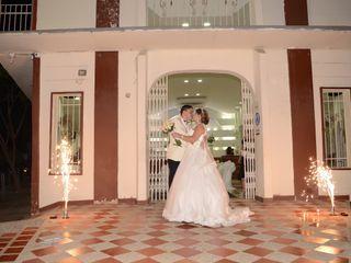 El matrimonio de Natalia y Johnatan