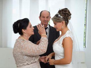 El matrimonio de Lety  y Carlos 3