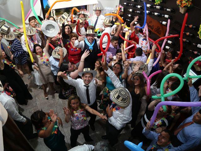 El matrimonio de Adriana  y Cesar Julián  en Bogotá, Bogotá DC 1