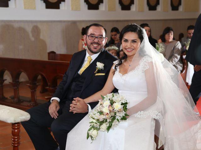 El matrimonio de Adriana  y Cesar Julián  en Bogotá, Bogotá DC 3