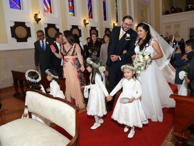 El matrimonio de Adriana  y Cesar Julián  en Bogotá, Bogotá DC 5