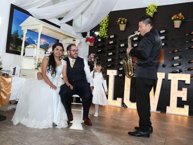 El matrimonio de Adriana  y Cesar Julián  en Bogotá, Bogotá DC 10