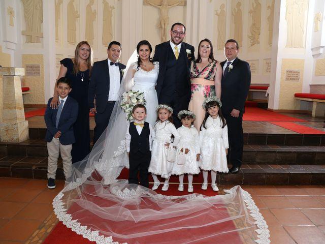 El matrimonio de Adriana  y Cesar Julián  en Bogotá, Bogotá DC 16
