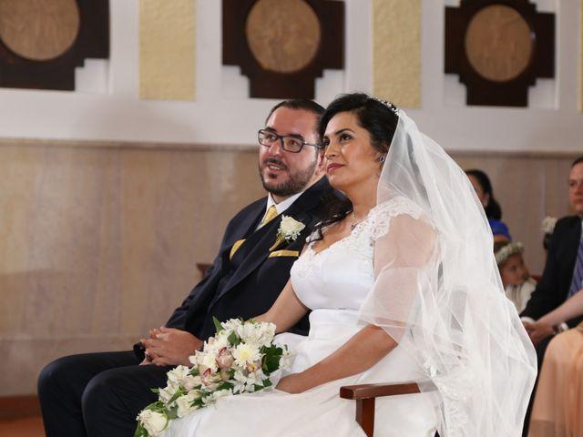El matrimonio de Adriana  y Cesar Julián  en Bogotá, Bogotá DC 18