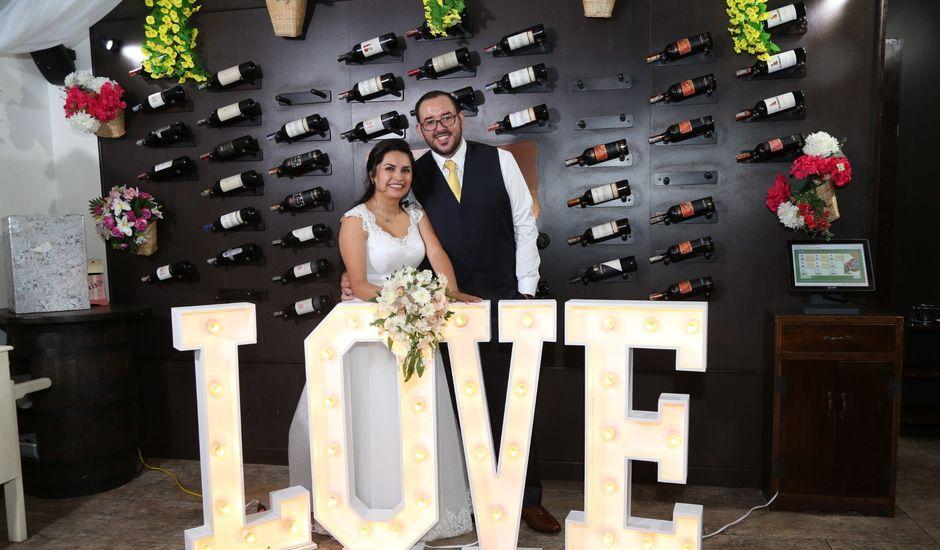 El matrimonio de Adriana  y Cesar Julián  en Bogotá, Bogotá DC