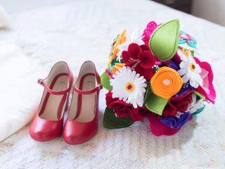 El matrimonio de Daniela y Jota 1