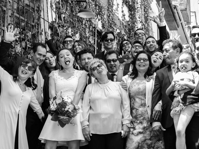 El matrimonio de Jota y Daniela en Bogotá, Bogotá DC 37