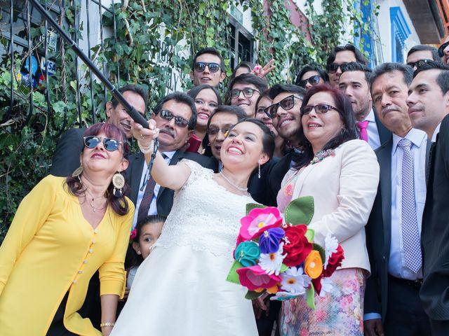 El matrimonio de Jota y Daniela en Bogotá, Bogotá DC 38
