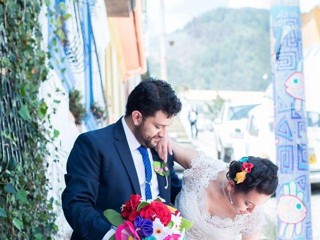 El matrimonio de Jota y Daniela en Bogotá, Bogotá DC 44