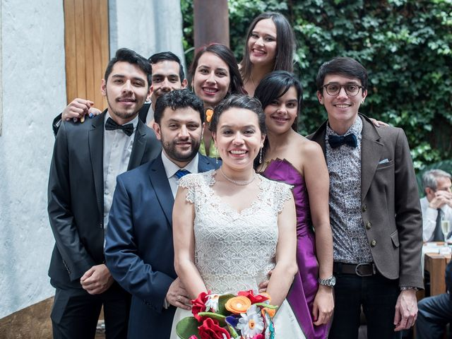 El matrimonio de Jota y Daniela en Bogotá, Bogotá DC 48