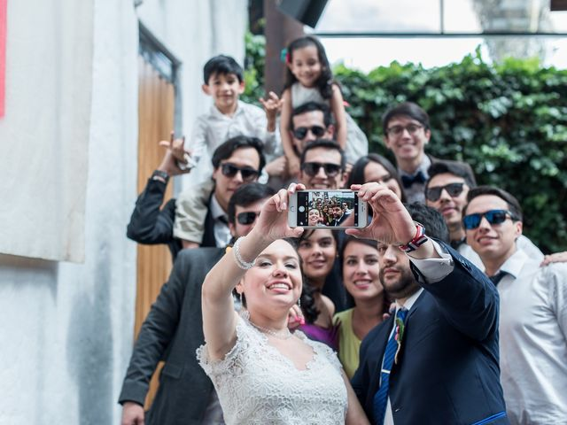 El matrimonio de Jota y Daniela en Bogotá, Bogotá DC 51