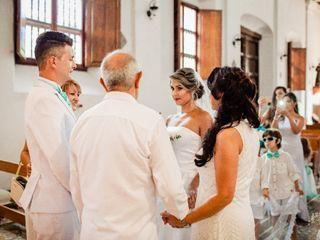 El matrimonio de Andrea Londoño  y Jhon Gonzalez  1