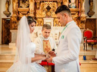 El matrimonio de Andrea Londoño  y Jhon Gonzalez  3