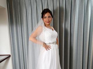 El matrimonio de Wendy y Ivan 2